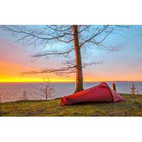 Nordisk Lofoten 1 Ultra Light Weight Tent SI Burnt Red